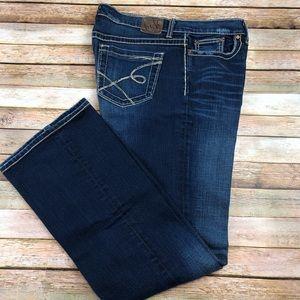 BKE Drew Stretch Boot Cut Jeans